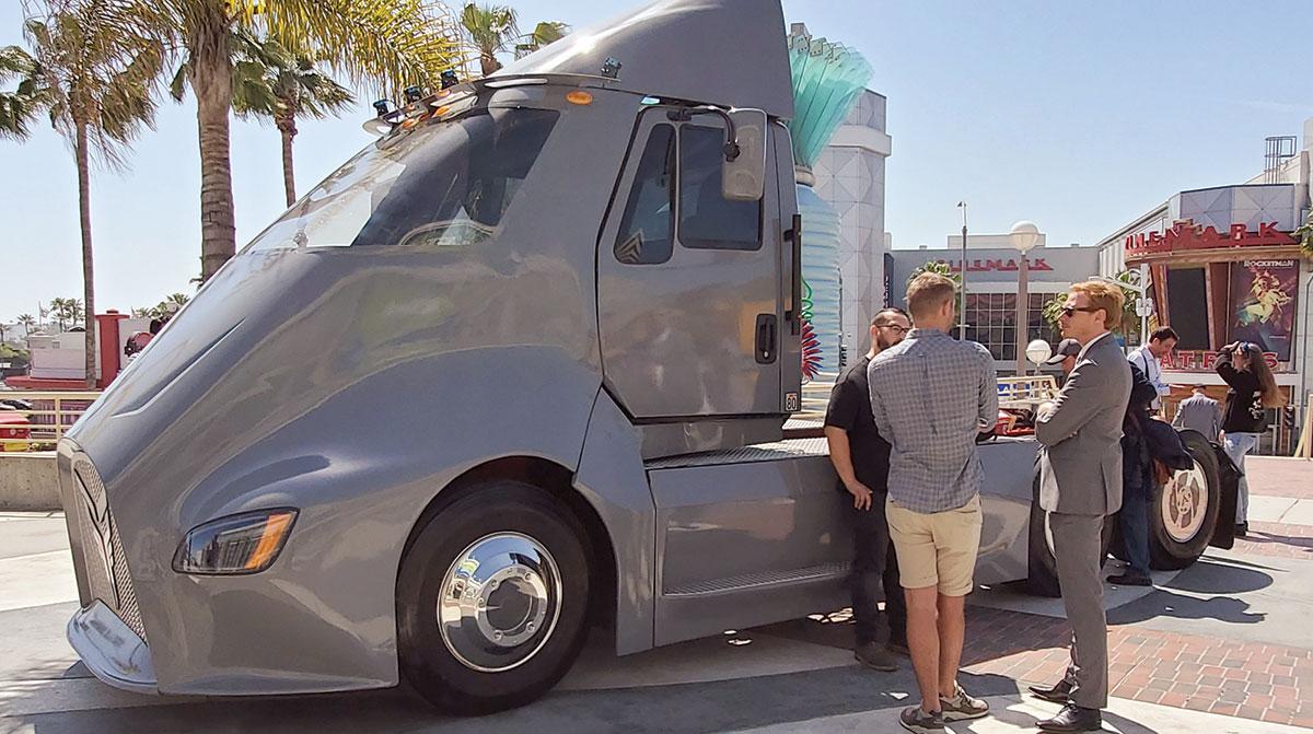 Xos truck