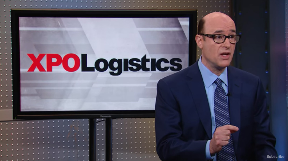 XPO Logistics CEO Brad Jacobs