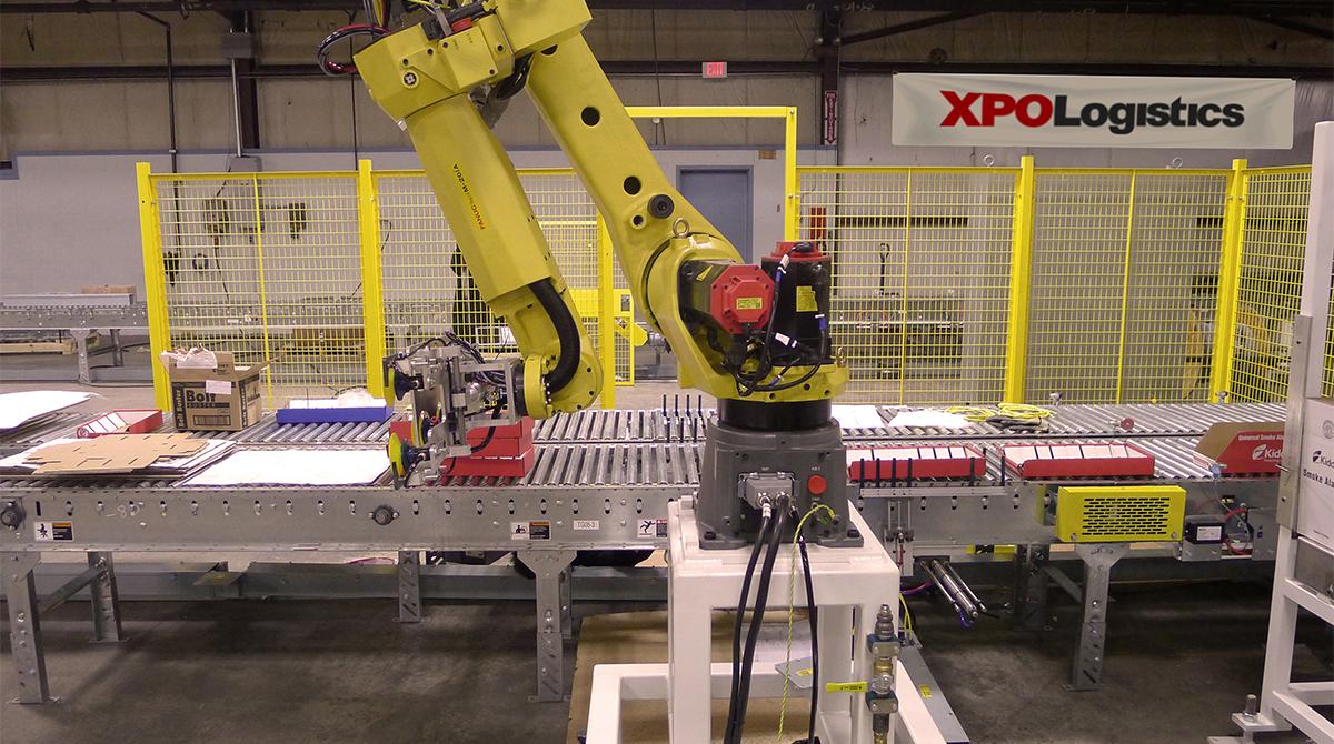 XPO Logistics facility