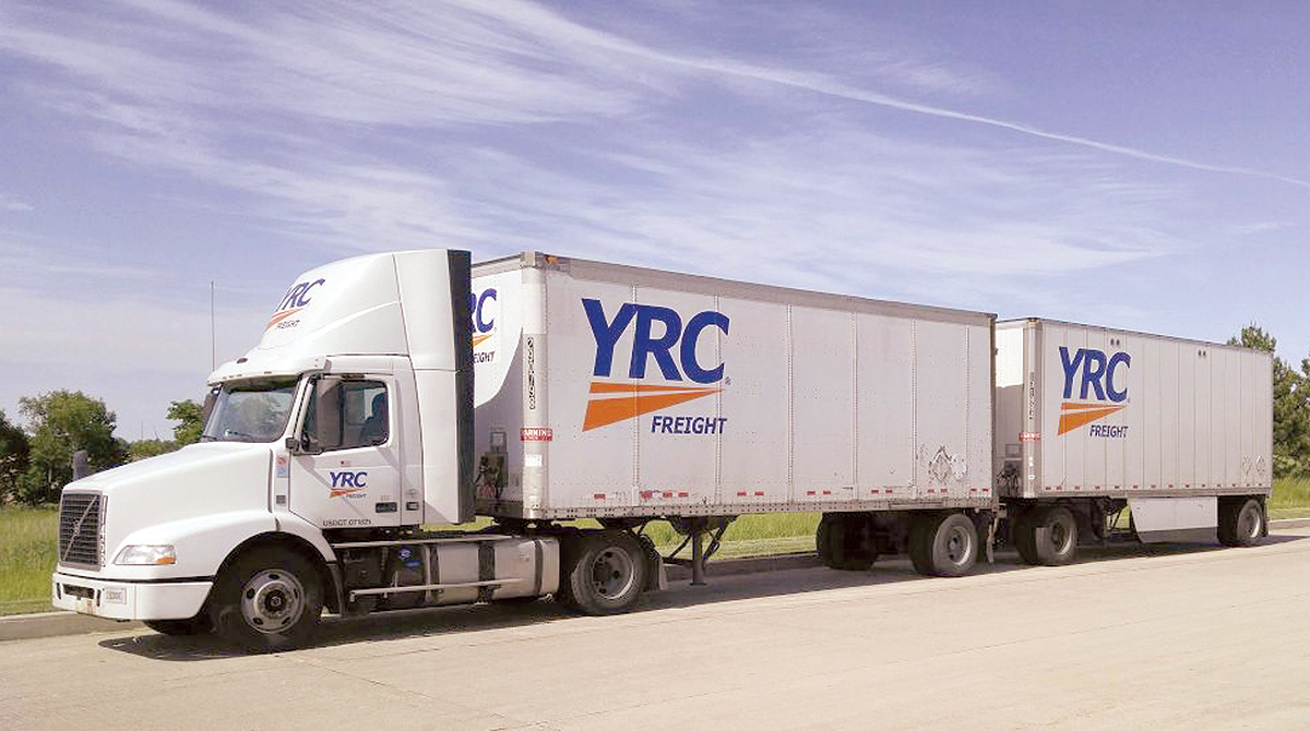 Teamsters Exchange Contract Proposals with YRC, Holland and