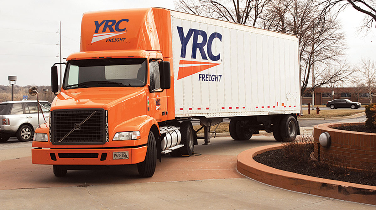 Teamsters, YRC Strike Tentative Deal on Labor Contract