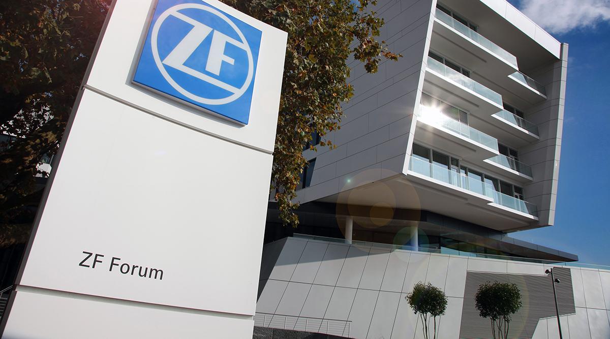ZF Friedrichshafen AG headquarters
