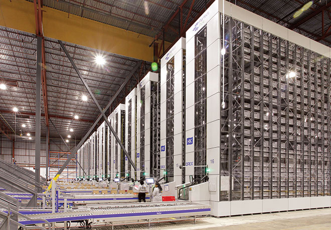 Warehouse Operators Look to Automation to Boost Capabilities