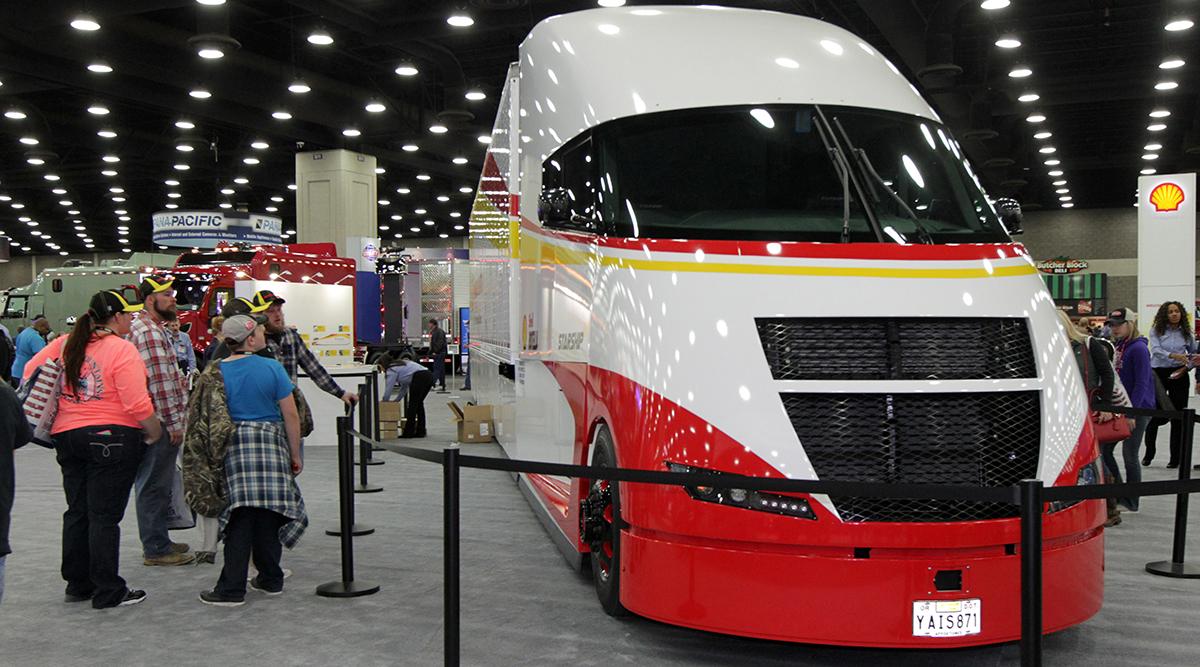 MATS Transport Topics - Louisville car show