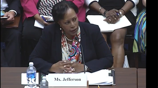 FMCSA's Daphne Jefferson