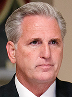 Minority Leader Kevin McCarthy of California