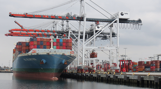 Ports, Carriers Step Up Efforts to Move Cargo More