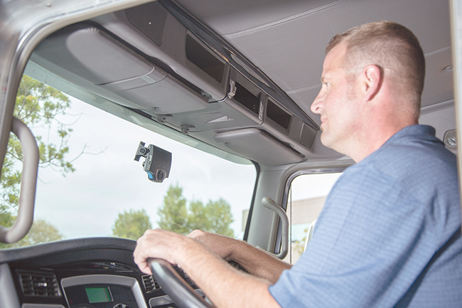 Onboard Video Gains Traction in Trucking | Transport Topics