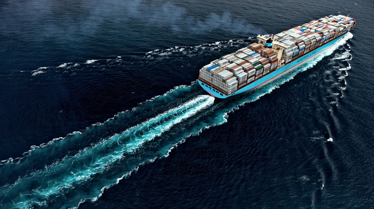 Maersk ship Emma