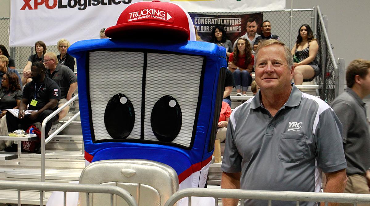TMAF mascot