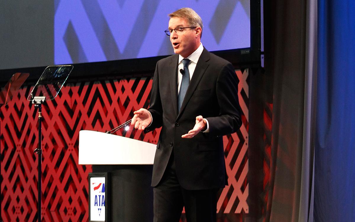 ATA President Chris Spear