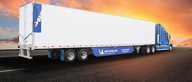 Michelin trailer