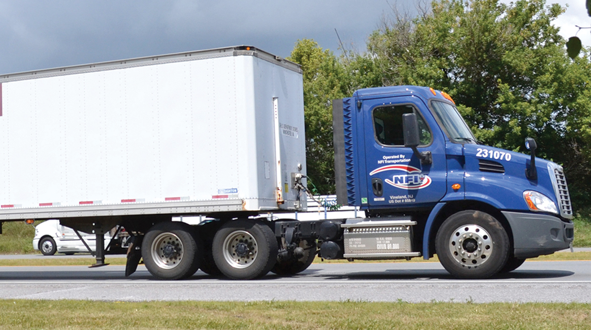 NFI truck