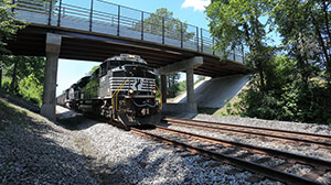 Norfolk Southern train