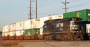 Rail Profits Rise, But Intermodal Growth Not Certain