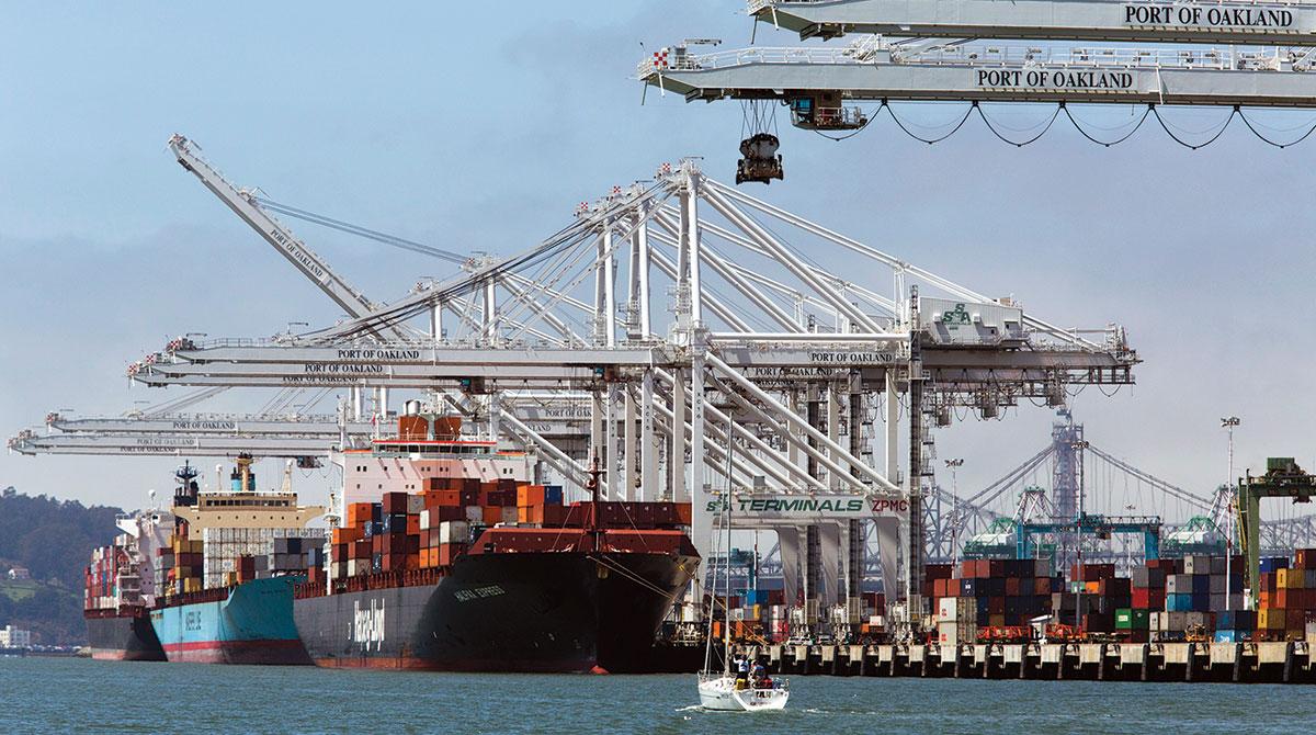 Port Oakland
