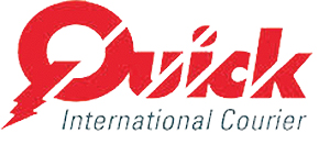 Quick International Courier logo