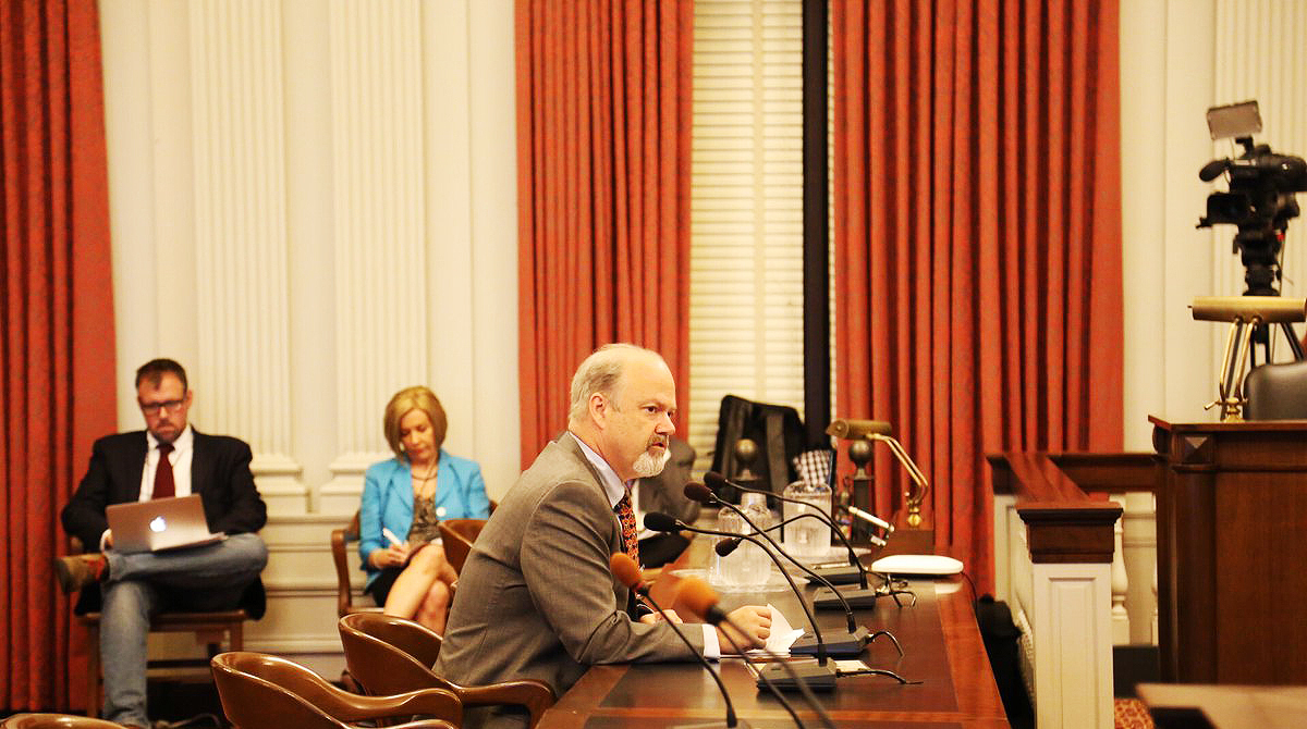 NTSB's Robert Molloy testifies before N.J. General Assembly