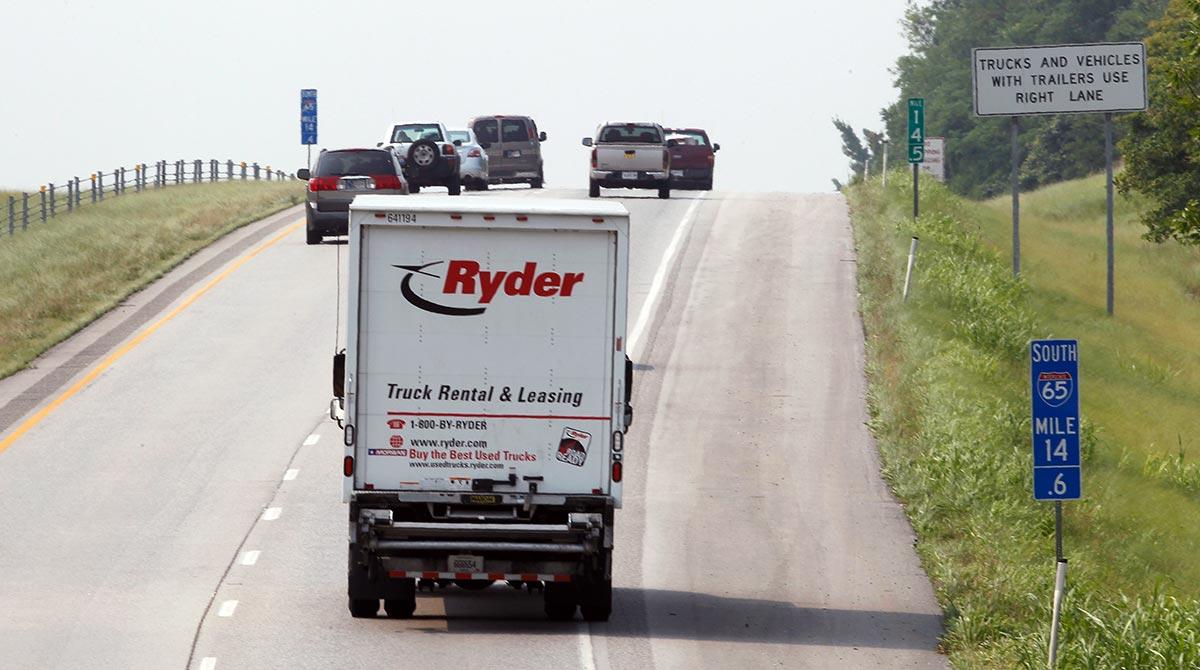 Ryder Truck John Sommers Ii For Tt