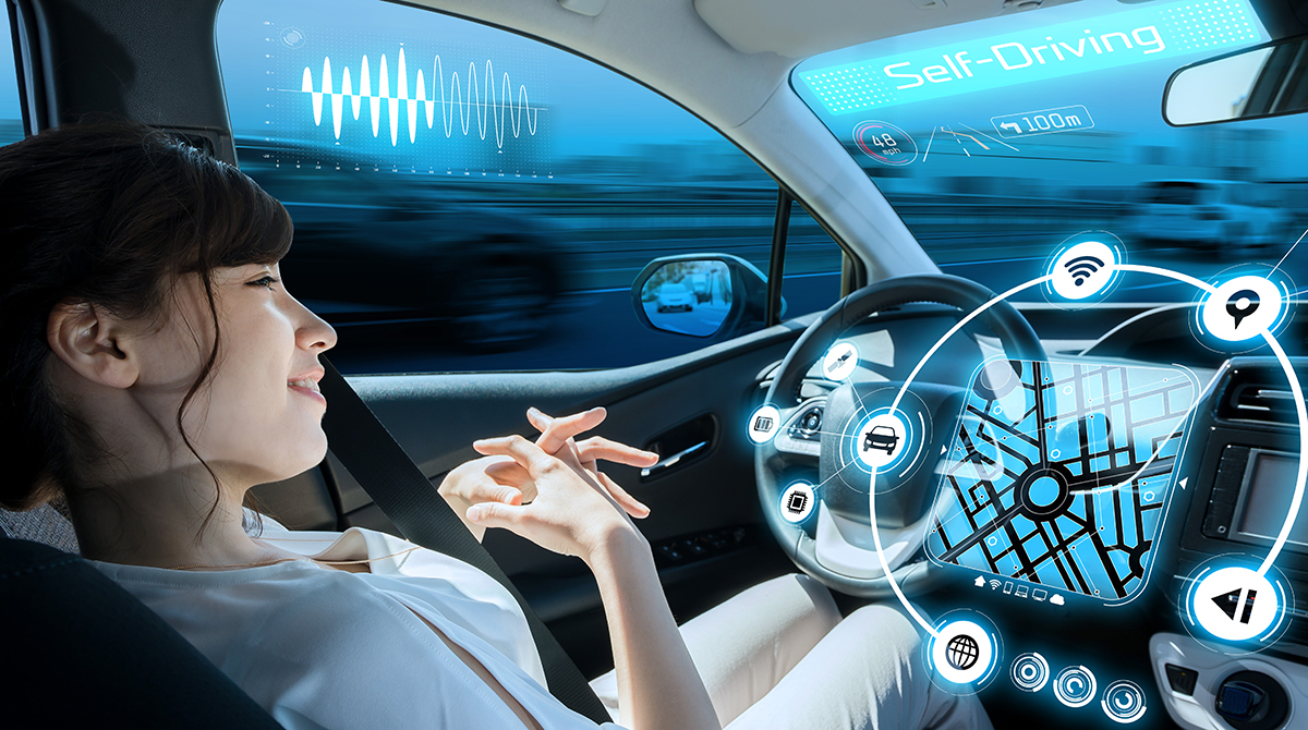 Self Driving Cars Articles