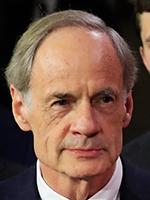 Democratic Sen. Tom Carper, Delaware
