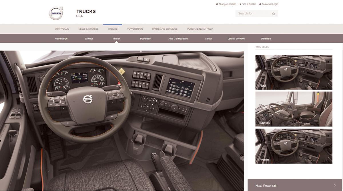 Today's Truck Spec'ing | Transport Topics