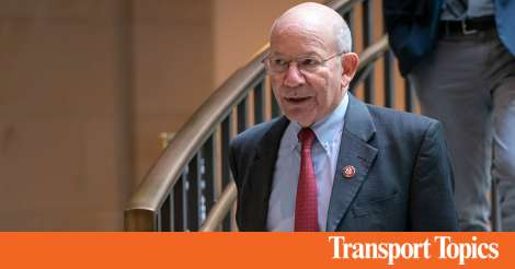 House Transportation Chairman Peter DeFazio Again Touts Infrastructure Resiliency - Transport Topics Online