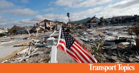 Hurricane Michael Cuts Swath of ?Unimaginable Destruction?