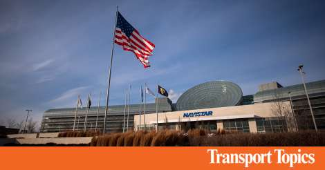 Navistar Sees Market Share Gains as VW Considers Stronger Links