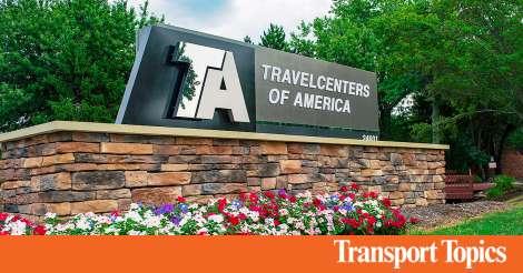 TravelCenters of America Updates TruckSmart App