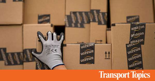 Amazon Logistics Seen as Way to Owning a Delivery Business