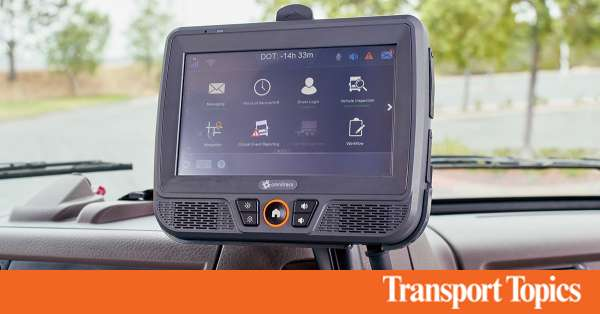 Android's Rise in Trucking   Transport Topics