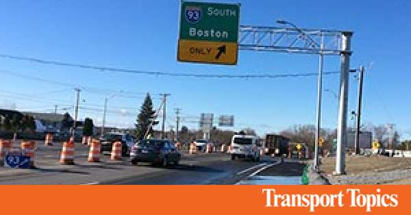 Infrastructure Lacking, Massachusetts Freight Plan Panel Says