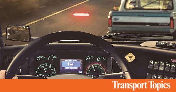 Collision Mitigation Advances | Transport Topics