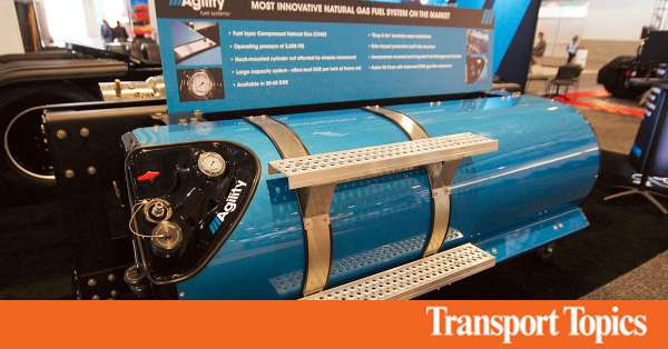 Hexagon Composites to Acquire Remainder of Agility Fuel Solutions