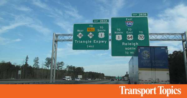 NCDOT Plans to Fully Reopen Stretch of I-40 by Christmas