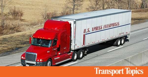 U S  Xpress Enterprises Posts Record Profits | Transport Topics