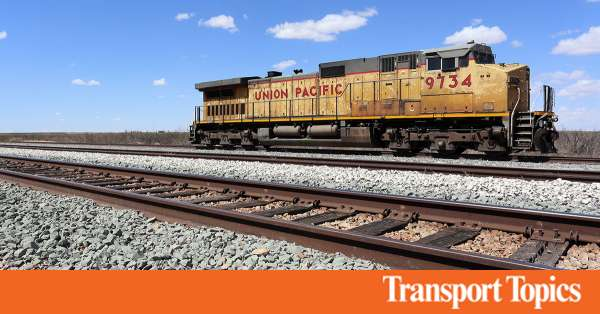 New Hire, Performance Strategy Spur Union Pacific's