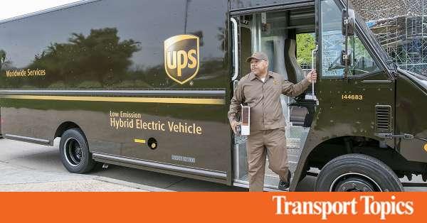 UPS, Walmart Find Electric Vehicles Offer Benefits