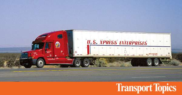 Us Xpress Revenue Grows 214 In Past Year Transport Topicsrhttnews: Us Xpress Terminal Locations At Gmaili.net