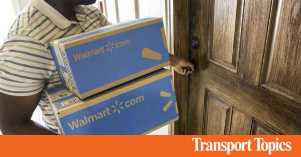 Walmart Relaxes Deadlines for Some Deliveries Amid Driver