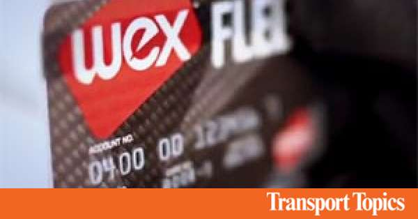 wex fleet one to offer fuel card accepted at truck stops convenience stores - Wex Fleet Card