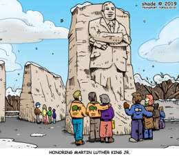 Honoring Martin Luther King Jr.