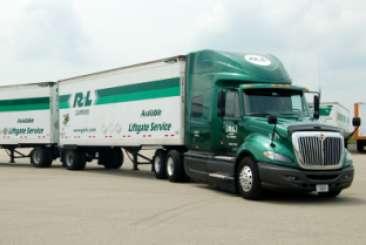 Top 100   R+L Carriers   Transport Topics