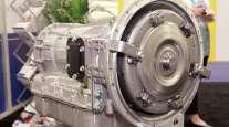 Allison 9-Speed transmission