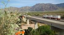 Arizona 1-15 bridge