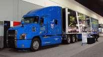 ATA Share the Road truck at TMC 2018