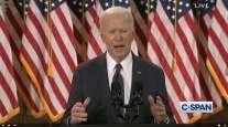 Biden introduces infrastructure plan
