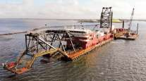 Port Tampa Bay dredging
