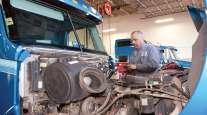 Diesel Technician Shortage